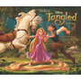 Libro El Arte De Enredados -the Art Of Tangled Disney Pixar