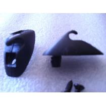 Soporte De Visera Golf / Jetta A2 Color Negro