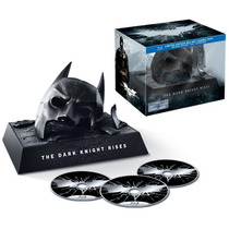 Batman The Dark Knight Rises Limited Edition Collector Pack.