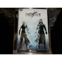 F.fantasy*advent Children(dvd) Edicion Especial Jp O Latina