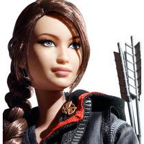 Barbie Katniss De Los Juegos Del Hambre 1 Nueva En Su Caja