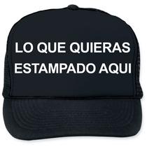 Gorras Trucker Personalizadas La Imagen Que Quieras Trailero