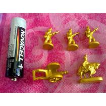 Figuras Miniatura De Soldados