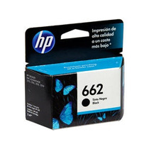 Cartucho Hp 662 Negro Y Color P/ Advantage 2515 Aio/ 3515 Ai