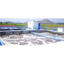 Biodigestor-bioaumentacion Planta Tratamiento Agua Industria