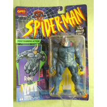 Rhino Spiderman Vintage Toy Biz