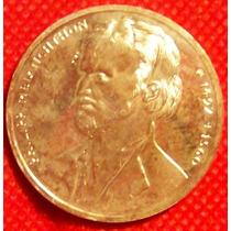 10 Marcos 1997 Plata Alemania Teólogo Philip Melanchthon Hm4