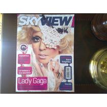 Revista Sky View Lady Gaga Keira Knightley Roxette Nfl Cairo