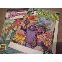 Comics De Los 4 Fantasticos Macc Division Numeros Bajos