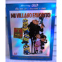 Blu-ray De La Pel�cula Mi Villano Favorito En 3d