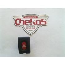 Botón Interruptor Intermitentes Chevy Para Modelos 1994-2003