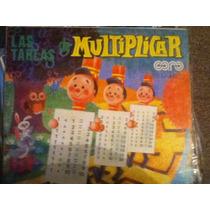 Disco Acetato De: Las Tablas De Multiplicar