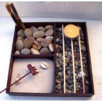 Jardín Zen $35 Pesos.