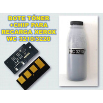 Bote Toner +chip Para Recarga Xerox Wc 3210/3220 Au1