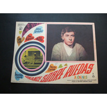 Romance Sobre Ruedas Cesar Costa Lobby Card Cartel Poster