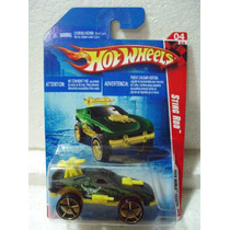 Hot Wheels Stig Rod 198/214 2010 Tl