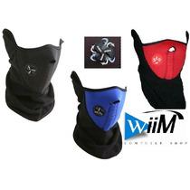 Antifaz Pasamontañas Mascara De Neopreno Para Motociclista.