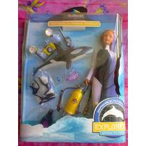 Seaworld Muneca Entrenadora De Delfines