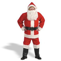 Disfraz / Disfraces De Santa Claus, Navidad Para Niños