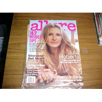 Julia Roberts Allure Usa Revista Experta En Belleza