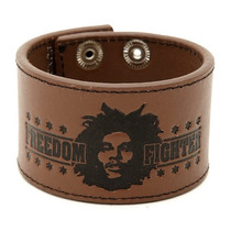 Hot Topic Hot Topic Muñequera Bob Marley Freedom Fighter Bro