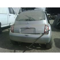 Nissan Micra Modelo 2004