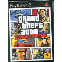 Ps2 Gta Liberty City Stories Nuevo Envio Gratis
