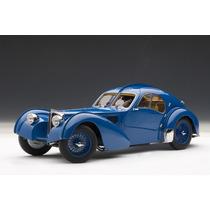 Bugatti 57sc Atlantic Auto A Escala De Colección