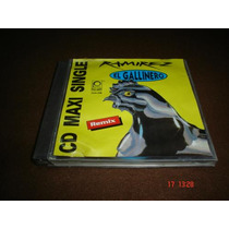 Ramirez - Cd Maxi Single - El Gallinero Lqe