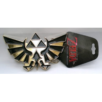 Legend Of Zelda Hebilla Importada 100% Original