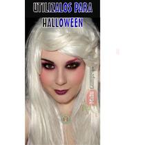6 Tatuajes Temporales Para Labios Varios Diseños Halloween