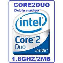 Core2duo E4300 1.8ghz/2m/800 Doble Nucleo Fisico Poderoso
