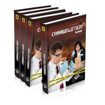 Enciclopedia De Criminalistica Actual Ley Ciencia Y Arte 4 T