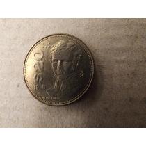 Moneda De 20 Pesos Gpe. Victoria 1988 Mal Troquelada Mn4