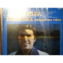 Disco Acetato De: Amanecer Musical Fernando Vega