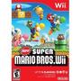 New Super Mario Bros -- Wii -- Mannygames