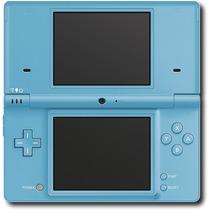 Dsi - Sistema De Juegos Portátil Reconstruido (azul)