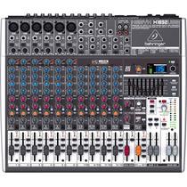 Mezcladora Con Interface Usb Behringer Xenyx X1832usb