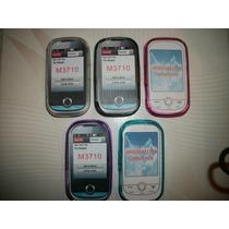 Wwow Protector Tpu Para Samsung M3710 Tocco Music Nuevos!!!