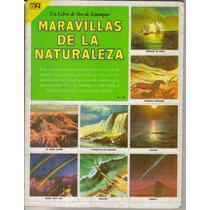 Album De Estampas: Maravillas De La Naturaleza Novaro(1979)