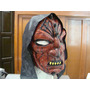 Remate Mascara Latex Halloween Demonio
