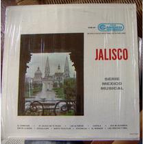 Bolero, Jalisco, Serie México Musical, Lp 12´, Hwo.