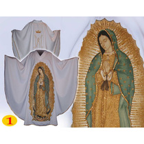 Virgen De Guadalupe Casulla Y Otros