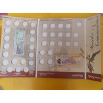 Álbum Coleccionador De Monedas De 5 Pesos