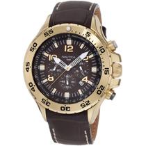 Reloj Hombre Nautica N18522g Cronógrafo Resistente Agua Pm0