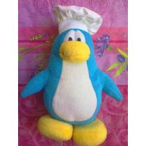 Club Pinguino Peluche De Pinguino Cosinero