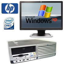 Computadoras Baratas Hp Core2duo 80gb Lcd19 Widescreen Ofert