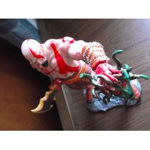 God Of War Kratos, Escultura Epoxi
