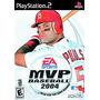 Ea Sports Mvp Baseball  2004 Ps2
