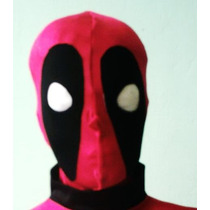 Mascara Deadpool Licra, Disfraz Cosplay